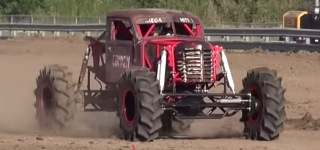 2100HP Mega Nitro is PURE BADASS!