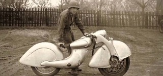 Learn The History Behind Killinger and Freund's Incredible Front Wheel Drive 1935 Motorcycle!