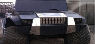 Russian All-Terrain Super SUV: What a Beast!!!
