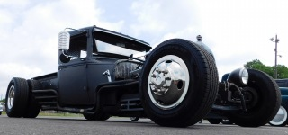 1928 Model Ford Rat Rod Looks Stunningly Beautiful