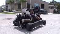 Monstrously Fast 900RR Go Kart-Must See!!!