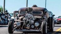 "Let's Go ""Back to 50's"" to See the Best Rat Rods Ever Built"