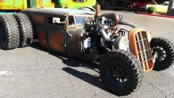 Train Car: Diesel Powered Dually Rat Rod by Welderup
