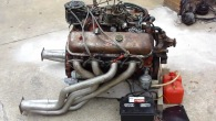 Redneck Engineering Presents: Chevrolet 454 Rat Rod Engine Start Up!