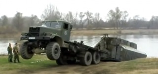 Russian Trucks: Breathtakingly Powerful Vehicles Manufactured to Handle Extreme Conditions