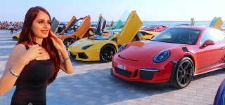 Dubai: Heaven on the Earth for Dedicated Luxury Car Lovers