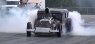 Robert Killian's Uncle Jed: World's Fastest Rat Rod Makes 2000Hp