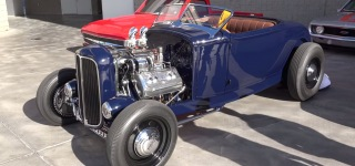 "The ""Hot Rod of the Year"": 1931 Ford Roadster is the Highlight of SEMA Show 2016"