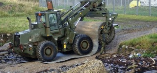 Amazing Road Building Military Machinery of Kırchhoff Group's FAUN Trackway