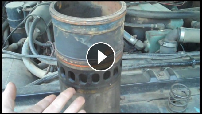 This Is How Exactly Two Stroke Detroit Diesel Engines Work