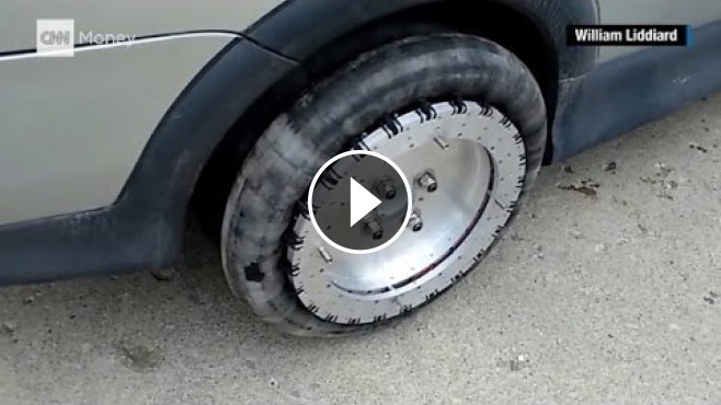 William Liddiard S Omnidirectional Wheels To Make Your Car