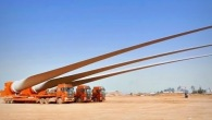 Chinese Engineers Built Special Extreme Truck To Deliver Gigantic Wind Turbine Blades
