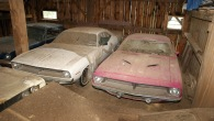 An Hidden Treasure of Stunning Rare Mopars Found at Ancient Barn