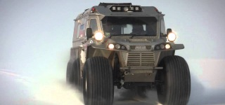 Extraordinarily Badass Russian Truck Yamal 2012 is Second to None
