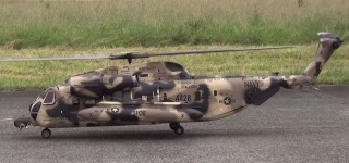 Insanely Detailed Sikorsky MH-53 Pave Low R/C Helicopter is Gonna make You Say Wow!