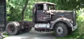 1963 Model Kenworth Truck Looks, Sounds and Works Great!