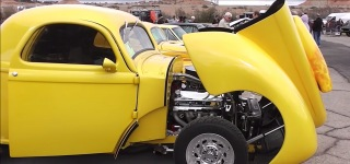 Stepping Back in Time: 1941 Willys Is Brought Back from Grave to Perfection