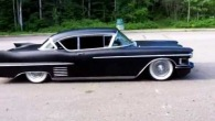 Radillac: An Ultra-Charismatic 454 Chevy Big Block Powered 1958 Cadillac