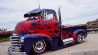 1950 Model Chevrolet COE Truck: Treating a Car Has Never Been That Perfect!