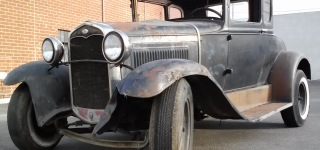 This Is What Happens to Oil After Sitting For 50 Years in a Ford Model A