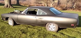 159ci Two-Stroke Detroit Diesel Powered 1970 Road Runner