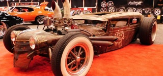 Passion for Rat Rods and Advanced Craftsmanship Gave Birth to Breathtakingly Cool 1940 Ford Rat Rod