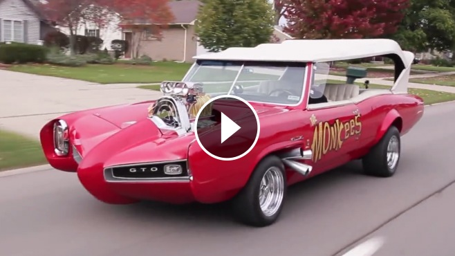 H F E C C on American Muscle Car Tv