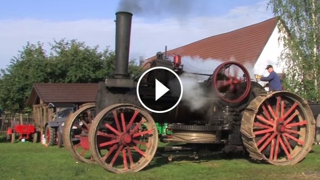 Majestic and Gigantic Steam Tractor Works Super