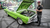 Hoonigans are in the Town: Tony Angelo's Screaming 1971 Dodge Demon 340