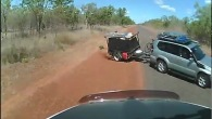 Daily Working Life of Australian Truck Drivers Presented Through the Dash Cam