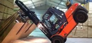 Long Time, No Compilation: Hilarious Potpourri of Incredible Forklift Fails