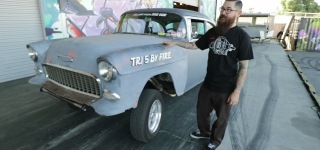 Here Comes the Hoonigans: Chase's Worth-to-see 1965 Model Chevy