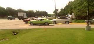 "Showing Off Gone Really Bad: ""Brilliant"" Guy Puts His Chevelle in a Ditch While Trying to Have Some Fun"
