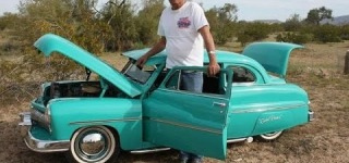 Amazing Craftsman Ernie Adams Talks About His 1949 Mercury Dwarf Car That He Produced Professionally