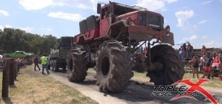 Redneck Style Fun: Unbelievable War of Ridiculously Heavy and Big Vehicles
