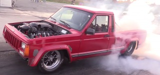 Badass Boosted Jeep Comanche Is Different and Cooler Than Any of Its Alikes!