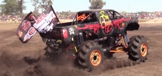 BustedKnuckleVideo Presents: Big Guns 2 Gigantic Monster Mud Trucks