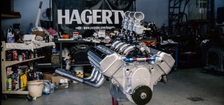 Rebuild 331 Chrysler Hemi FirePower Engine Roars After Sitting for Months-Must See!!!