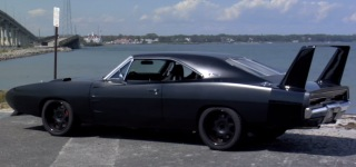 """Project Angrier"": 180 MPH 1969 Dodge Charger Looks Like an Original Dodge Daytona at the First Glance"