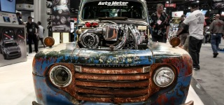 Old Smokey: 1000+hp Diesel Industrial Injection Cummins Powered Purpose Built Truck