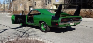 """My Car Story"": Tom Lembeck's 426 Hemi Powered 1969 Dodge Daydona Charger"