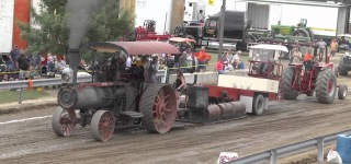 Old but Certainly Gold: 100+ Year Old Freak Steam Traction Engine Caught on Camera at Pageant of Steam, New York