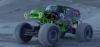 Axial Racing Got Their Hands on Grave Digger Monster Jam-Must See!!!