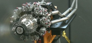 18-Cylinder Engine: Amazing Product of Advanced German Engineering and Craftsmanship