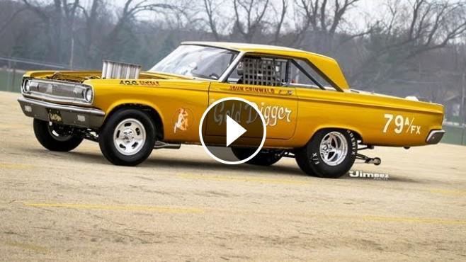 Old Dodge Trucks >> 1965 Dodge Coronet AFX 426 Hemi Looks Simply Gorgeous!