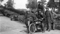 Ancient Footage from 1915: Testing British Army Motorcycles-Must See!!!