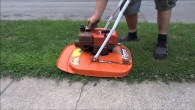1980 Flymo Lawn Mower Still Works Fantastically-Must See!!!