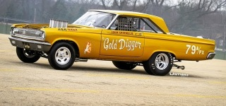 1965 Dodge Coronet AFX 426 Hemi Looks Simply Gorgeous!