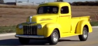 1946 Ford Pickup Hot Rod V8 Is Gonna Amaze You With All of Its Details!