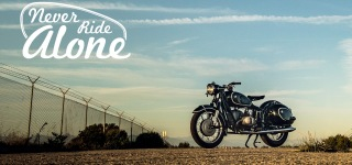 A Father A Son and A Motorcycle: Tom McComas's Beloved BMW R60